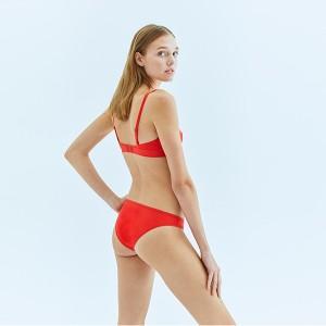 Kırmızı Bikini Alt