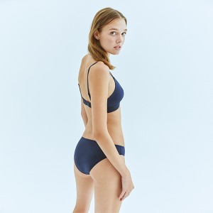 Lacivert Bikini Alt