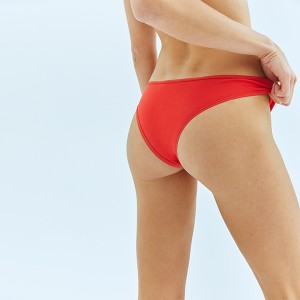 Red Brazilian Bottom